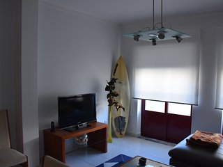 Apartamento T2 + Garagem a 1 min da Praia