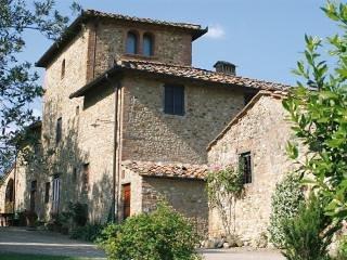 Archipettoli Tuscany Villa in Chianti