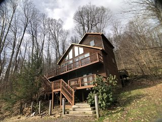 Cinnamon Fern Chalet - 441 Northpoint Way