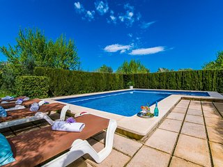3 bedroom Villa in Selva, Balearic Islands, Spain : ref 5583209