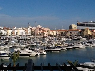 Marina Vilamoura, Overlooking boats, Vilamarina 1 Bedroom