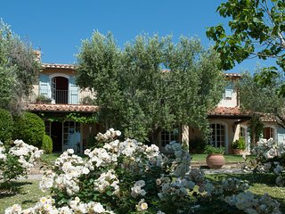 Villa Speranza, Classic Tuscan Villa with Pool and Garden  in Capalbio, Southern