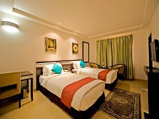 Muscat Dunes Apartment Hotel Bedroom 2