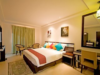 Muscat Dunes Apartment Hotel Bedroom 15