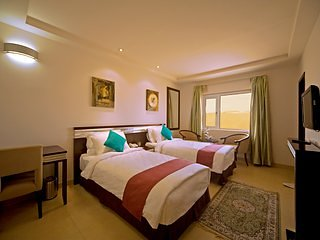 Muscat Dunes Apartment Hotel Bedroom 1
