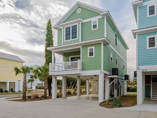 South Beach Cottage 2618, 4bd 3.5bth beachhouse located across street from ocean