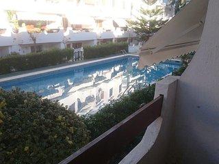 Bungalow con piscina