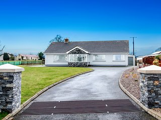 Stylish, modern 3 bedroom home with mountain views, just off the Antrim Coast