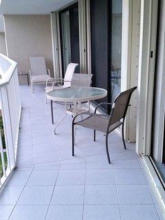 32' balcony