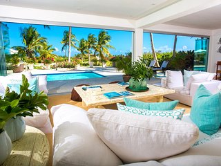 Oceanview Luxury Villa on Punta Espada - Beach Club Access, Personal Staff, Pers
