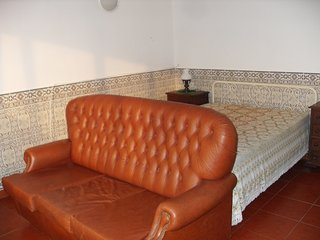 Large room with SEA and BEACH view - in Parede (Cascais)/BR#1