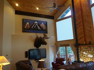 BIG MOOSE CABIN