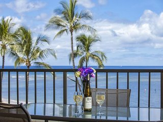 Koa Lagoon #505 Panoramic Ocean Views 1BD/1BA, Great Location - Sleeps 2