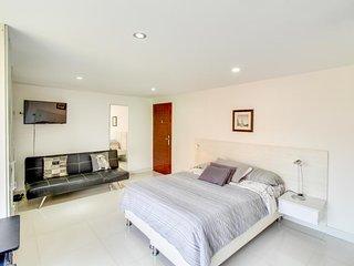 Apartamento con excelente ubicación - Dog-friendly apt w/excellent location