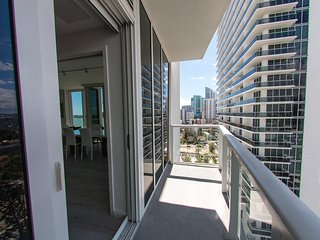 2BR + 2BA Miami Luxury Living