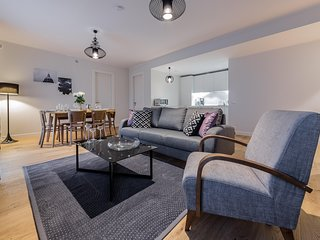 Stunning 2 Bedrooms Apartment in the Centre of Tallinn ( for 3 person)