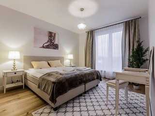 Magnificent 3 Bedrooms Penthouse in the Centre of Tallinn ( for 6 person)