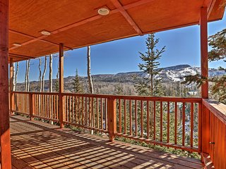 NEW! 4BR Brian Head Cabin -Minutes From Ski Resort