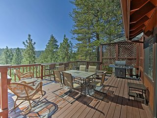 Lake Arrowhead House w/ Deck & Lake View!