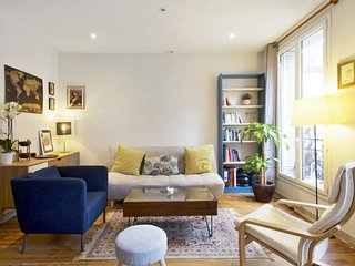 Charming flat near Paris - W299