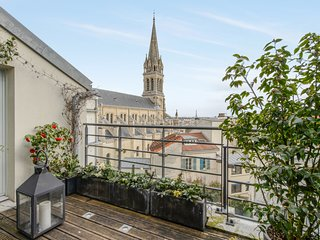 Spacious flat near Paris - W298
