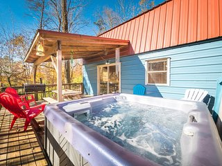 The Shed, Hot Tub and Pet Friendly