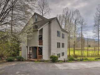 Condo on Golf Course in Blue Ridge Mountains!