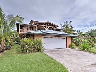 NEW! 2BR Pahoa Home - Walk to Kapoho Tidepools!