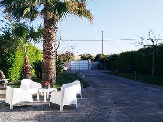Villa laura: Appartamento Ponente (spiaggia a 10 mt)