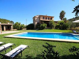 Villa with private Pool (Son Fe Baix)