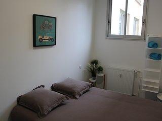 Appartement pour 6 personnes 2 chambres Reims centre-ville