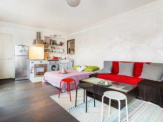 Lovely flat - Porte de Clignancourt