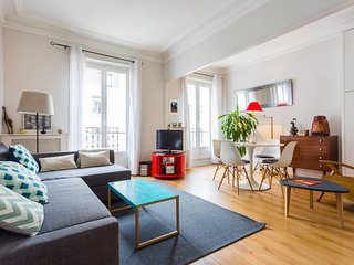 Grand appartement - Vaugirard/Champs de Mars