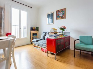 Lovely flat with amazing view - Pere Lachaise