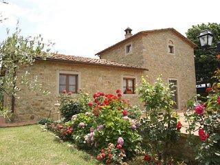 3 bedroom Villa in Mencaglia, Tuscany, Italy : ref 5545847