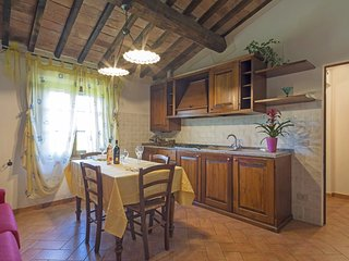 2 bedroom Apartment in Montelopio, Tuscany, Italy : ref 5549362