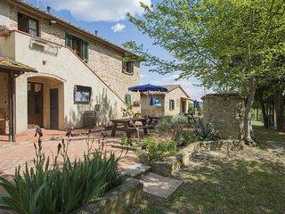 2 bedroom Apartment in Montelopio, Tuscany, Italy : ref 5549362