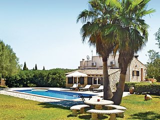 3 bedroom Villa in Sineu, Balearic Islands, Spain : ref 5566567