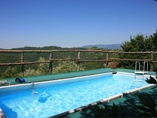Borgo a Giovi Villa Sleeps 2 with Pool Air Con and WiFi - 5490565