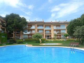 4 bedroom Apartment in Mas Pinell, Catalonia, Spain : ref 5559871