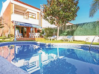 4 bedroom Villa in Sant Genis de Palafolls, Catalonia, Spain - 5574809