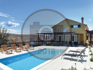 3 bedroom Villa in Jadrići, Splitsko-Dalmatinska Županija, Croatia : ref 5550917