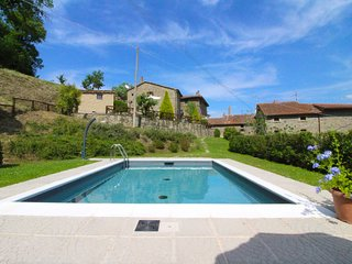 2 bedroom Apartment in Polvano, Tuscany, Italy : ref 5490600