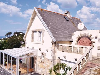 3 bedroom Villa in Kervéan, Brittany, France : ref 5565491