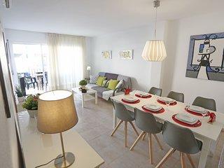 2 bedroom Apartment in Cambrils, Catalonia, Spain : ref 5581639