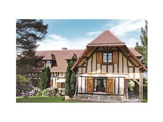 4 bedroom Villa in Bosnormand, Normandy, France : ref 5522321
