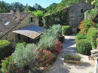 Moulin de la Roque Noves - Mas des Oliviers 3 Bedroom House
