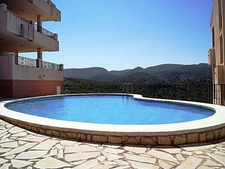 2 bedroom Apartment in Peniscola, Valencia, Spain : ref 5560664