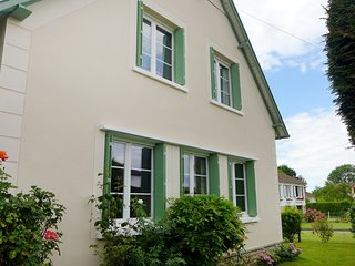 3 bedroom Villa in Villers-sur-Mer, Normandy, France : ref 5580479