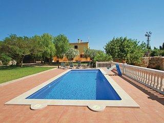 4 bedroom Villa in Sencelles, Balearic Islands, Spain : ref 5566587
